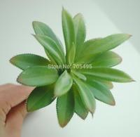 Free Shipping 8cm Silk Succulent Plant Pick DIY Decoration Flower Artificial Succulent