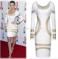 5 Colors New EU Fashion 2014 Women Summer Print Dress Female Plus Size Casual Dress Girl Party bodycon Dress Free Shipping