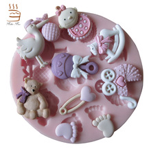 wholesale silicone cake mould