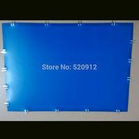 A3 cuttable el sheet Cuttable EL Backlight Cuttable EL Backlight sheet with 50cm connectors and without inverter