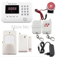 GSM Alarm System smart home Burglar Security home Detector Sensor