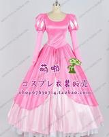New Arrival The Little Cosplay Costume Sleeping Beauty The Little Mermaid Ariel Princess Dress