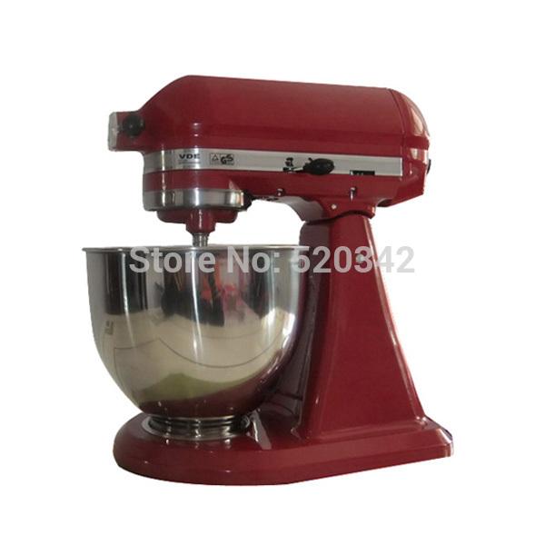 quality multifunctional stand mixer 5L,food mixer machine,dough mixer machine(China (Mainland))