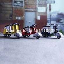 iron motorcycle model promotion