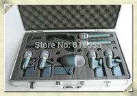 Beta DMK7 Instrument Microphone Set 7 kits 1 pcs Beta52A, 4pcs Beta56A, 2pcs Beta57A DMK7 Instrument Microphone
