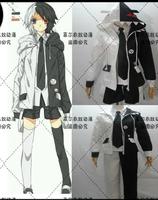 Anime Danganronpa Dangan Ronpa Monokuma Cosplay Costume Custumized