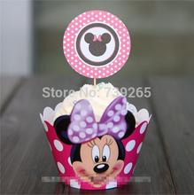 popular minnie mouse cake