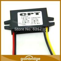 12V 5V voltage regulator, DC DC Converter, 12VDC step down to 5VDC, 3A max, 15W