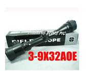 Hunting 3-9x32 AOE R&G Illuminated Rangfinder Rifle Scope Outdoor