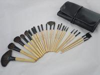 free shipping  24 nylon hair cosmetic brush set Professional Brush Set