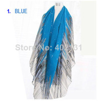 Clearance sale  free shipping 180*110cm big size popular shawls/scarf, new fashion,D387