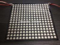 16*16 pixels ws2811 ws2812b led digital flexible panel,input dc 5v ws2812b panel,5050 individually addressable rgb magic color