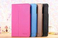 Original High quality 8'' ONDA V819i Tablet Silk leather Folding Stand Cover Case.Ultra Slim Case For ONDA V819i+Free shipping