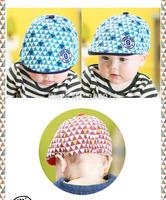 kids cotton Peaked Beret Newsboy Visor Hat Cabbie beret Cap