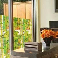 No plastic translucent electrostatic film opaque glass sliding door window foil paper decoration decorative stickers bathroom