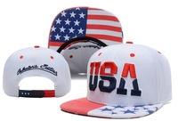 "2014 New Arrival,Hot Sale Fashion New American Flag ""USA"" SEVENTY SEVEN Snapback Hip Hop Baseball Caps for Unisex,Free Shipping"