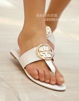 2014 Summer Sandals Women's Sandals Platform Wedges Slippers Flat Slip-resistant Female Flip flops Slippers