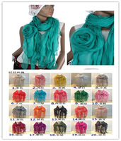 Free shipping  china silk  scarf/shawls , high quality scarves /shawls /scarf 1022