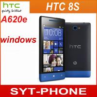 HTC 8S A620e Orininal Unlock Phone 3G 5MP Wifi GPS 4 inch Dual Core Smart Phone Free Shipping