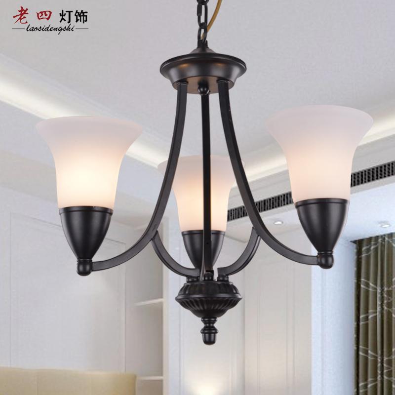 online get cheap wrought iron light fixtures aliexpress. Black Bedroom Furniture Sets. Home Design Ideas
