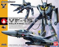 2014  model Japan Bandai Gundam Macross VF-1S Fokker 184464 action figure free shipping