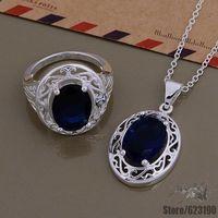 AS547 925 sterling silver jewelry set, fashion jewelry set  /gliapcpa hxuaqpba