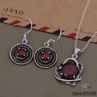 AS552 925 sterling silver jewelry set, fashion jewelry set  /glnapcua hxzaqpga