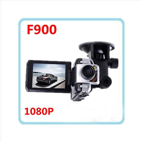 F900 1920 * 1080P Car Camera 12MP 30fps Registrator Car DVR Full HD Video Recorder Car F900LHD Novatek Chipset DVR Recorder(China (Mainland))