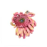 Free Shipping /LES NEREIDES/chrysanthemum  LES RING/  1.7cm