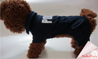 Winter and autumn police halloween costume fit Beagles,Yorkshire,Chihuahua,Pomeranian,Poodle,Labrador post it free 2XL 3XL 4XL