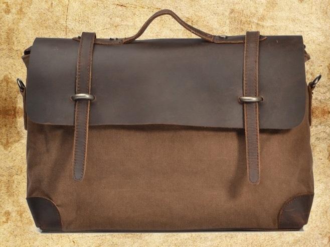 2014 Discount Brand Design Men's Canvas Messenger Bags Male Vintage School Bags Shoulder Bags Business Bags Handbag for Men(China (Mainland))