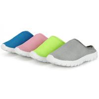 2014 cutout mesh breathable half sandals candy color child hole shoes  TX07