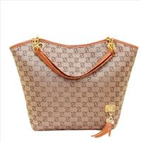 Brand bag women handbag new 2014 women messenger bags large shopping shoulder cross body chain bag handbags desigual bag