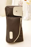 Nylon chest bag men camera sling bag backpack men fashion cross body chest pack travel sports pouch bag for men man male