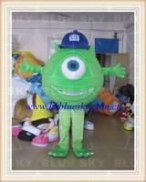 one eye monster mascot costume mike wazowski mascot costume for sale