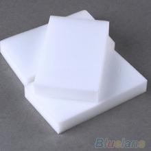 Eco-Friendly 10pcs/set Multi-functional Magic Sponge Eraser Home Accessories Melamine sponge Cleaner 100x60x20MM 042A(China (Mainland))