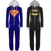 2014 New Arrival Unisex Men/Women Costume Kits/Brand Novetly Hooded Zipper Costume