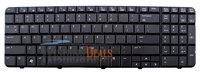 ORIGINAL US Laptop Keyboard for HP CQ60 G60 Series 90.4AH07.S01 496771-001 9J.N0Y82.A01 NSK-HAA01 Good Quality free shipping