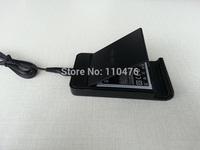 Gennuine original S2 i9100 SII 3.7V Li-ion  battery +charger+cradle charger for samsung S2 i9100  SII