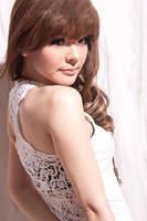 2013 summer female 100% cutout cotton lace top spaghetti strap vest basic small vest