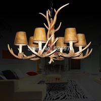 Fashion staghorns pendant light rustic pendant light living room lights restaurant lamp clothing  lamps free shipping