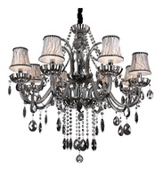 Wholesale JP8631/8L crystal chandelier dining room decoration candle light bedroom light free shipping
