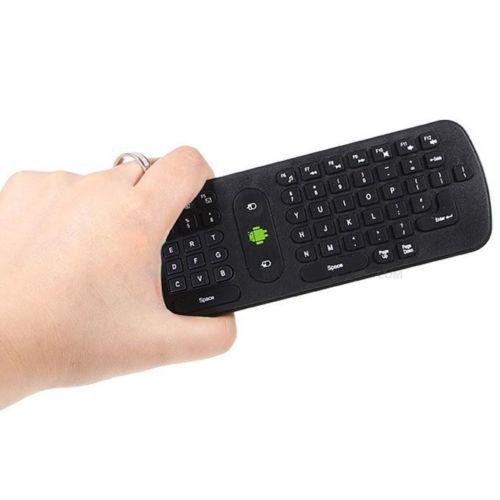 2014 NEW Measy RC11 Air Mouse Mini 2.4G USB Wireless Keyboard Remote 4 MK802 UG802 MK808 TVBOX(China (Mainland))