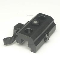 QD Adaptor Quick Detach Hunt Weaver Lock Adapter Cam 20mm Mounts Bipod Sling
