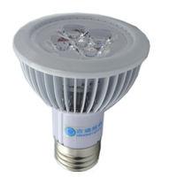 10W E27 LED Spotlight PAR20 AC90-265V LED light bulbs free shipping 10pcs/lot led lamp bombilla del envio libre llevo la lampara