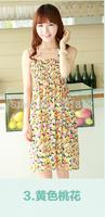 In summer dress strapless dress with Bohemian dress beach dress