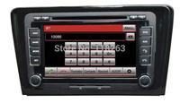 Car GPS dvd player For Volkswagen Santana (2013-2015) Radio Audio multimedia Bluetooth SD Mp5
