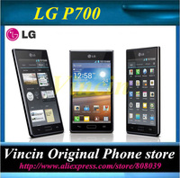 Original LG Optimus L7 P700 p705 Wifi 3G GPS, touch screen, Smart  unlocked Cell Phone Refurbished