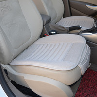 car supplies Car seat covers, spring summer premium car seat cushion, bamboo charcoal leather monolithic seat cushion sqjd