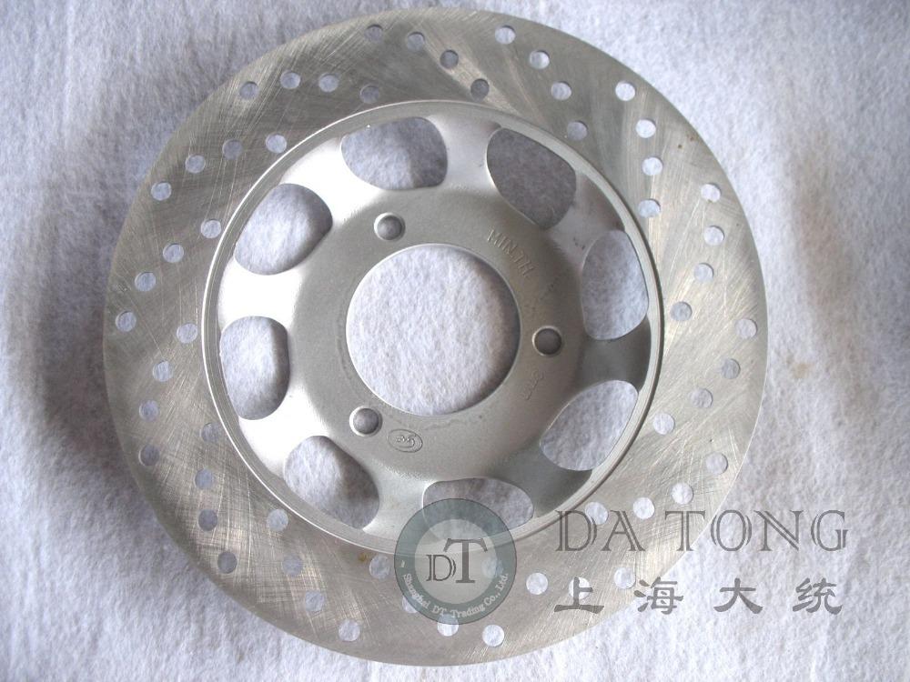 Front Brake Disc 220mm Dia. For 150CC GY6 QJ Keeway Chinese Scooter Honda Yamaha Kawasaki Motorcycle ATV Moped Go Kart Part(China (Mainland))